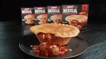 Banquet Mega Meat Lovers Deep Dish Pot Pie TV Spot, 'Dig In' - Thumbnail 8