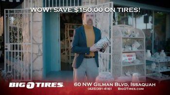 Big O Tires TV Spot, 'Rolling Thunder: Installation'