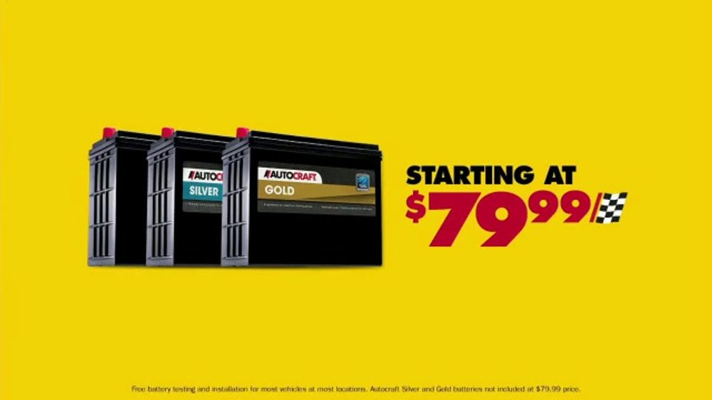 Advance Auto Speed Perks >> Advance Auto Parts TV Commercial, 'Battery: Think Ahead. Think Advance.' Featuring Courtney ...