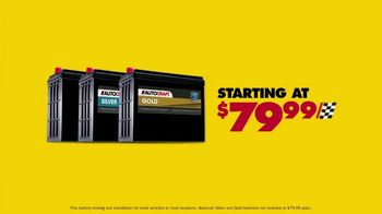 Advance Auto Parts TV Spot, 'Battery: Think Ahead. Think Advance.' Featuring Courtney Force - Thumbnail 8