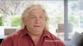Theraworx Relief TV Spot, 'User Testimonial: Lou' Featuring Dr. Drew Pinsky - Thumbnail 6