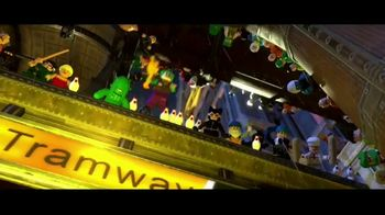 LEGO DC Super Villains TV Spot, 'Disney Channel: Amazing Things' - 346 commercial airings