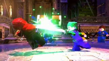 LEGO DC Super Villains TV Spot, 'Disney Channel: Amazing Things' - Thumbnail 6