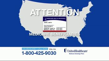 UnitedHealthcare Medicare Advantage Plans TV Spot, 'Attention' - Thumbnail 1