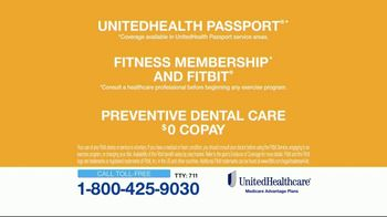 UnitedHealthcare Medicare Advantage Plans TV Spot, 'Attention' - Thumbnail 8