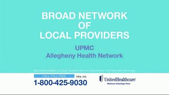 UnitedHealthcare Medicare Advantage Plans TV Spot, 'Attention' - Thumbnail 9