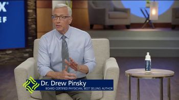 Theraworx Relief TV Spot, 'Prevent Muscle Cramps' Featuring Dr. Drew Pinsky