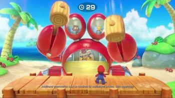 Super Mario Party TV Spot, 'Brand New Mini Games' - Thumbnail 3