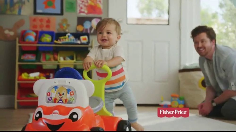 Fisher Price Laugh Learn 3 In 1 Smart Car Tv Commercial Grows With Your Baby Video