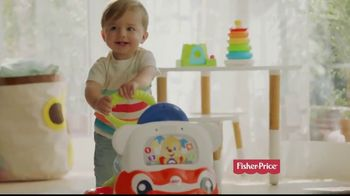 Fisher Price Laugh & Learn 3-in-1 Smart Car TV Spot, 'Grows With Your Baby' - Thumbnail 10