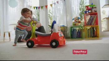 Fisher Price Laugh & Learn 3-in-1 Smart Car TV Spot, 'Grows With Your Baby' - Thumbnail 4