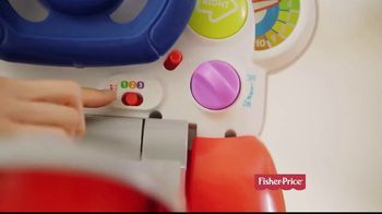Fisher Price Laugh & Learn 3-in-1 Smart Car TV Spot, 'Grows With Your Baby' - Thumbnail 5