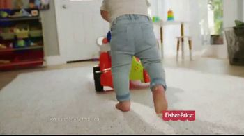 Fisher Price Laugh & Learn 3-in-1 Smart Car TV Spot, 'Grows With Your Baby' - Thumbnail 6