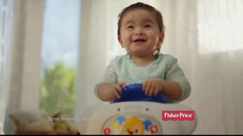Fisher Price Laugh & Learn 3-in-1 Smart Car TV Spot, 'Grows With Your Baby' - Thumbnail 7
