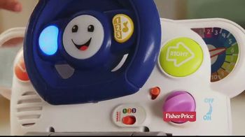 Fisher Price Laugh & Learn 3-in-1 Smart Car TV Spot, 'Grows With Your Baby' - Thumbnail 8