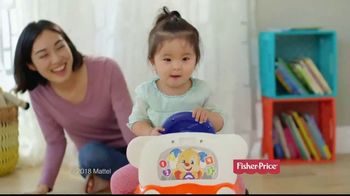Fisher Price Laugh & Learn 3-in-1 Smart Car TV Spot, 'Grows With Your Baby' - Thumbnail 9