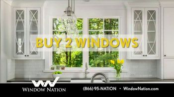 Window Nation TV Spot, 'Buy Two, Get Two'
