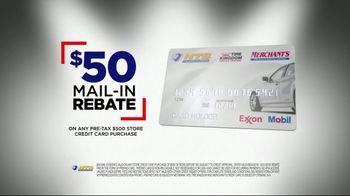 National Tire & Battery Big Brands Bonus Month TV Spot, 'Michelin Tires: Rebate' - Thumbnail 10