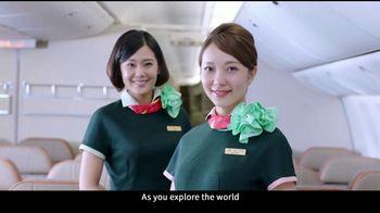 EVA Air TV Spot, 'A Symphony of Perfection' - Thumbnail 4