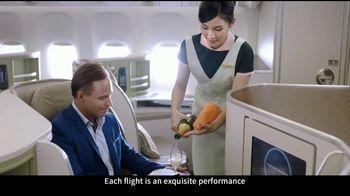 EVA Air TV Spot, 'A Symphony of Perfection' - Thumbnail 6