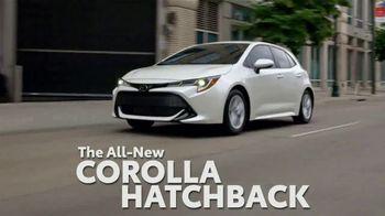 2019 Toyota Corolla Hatchback TV Spot, 'Cars Rule' [T2]