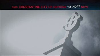 Constantine City of Demons: The Movie Home Entertainment TV Spot - Thumbnail 1