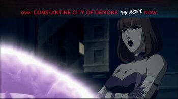 Constantine City of Demons: The Movie Home Entertainment TV Spot - Thumbnail 2