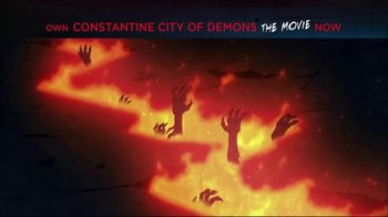 Constantine City of Demons: The Movie Home Entertainment thumbnail