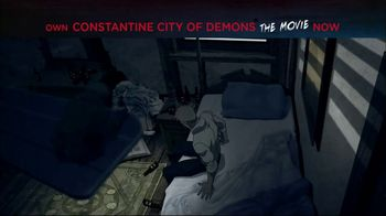 Constantine City of Demons: The Movie Home Entertainment TV Spot - Thumbnail 5