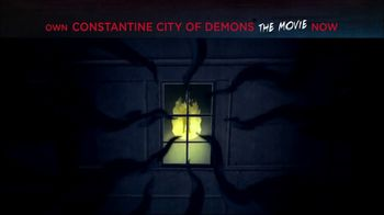 Constantine City of Demons: The Movie Home Entertainment TV Spot - Thumbnail 6