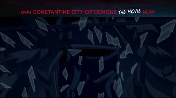 Constantine City of Demons: The Movie Home Entertainment TV Spot - Thumbnail 7