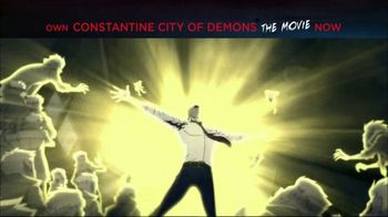 Constantine City of Demons: The Movie Home Entertainment TV Spot - Thumbnail 9