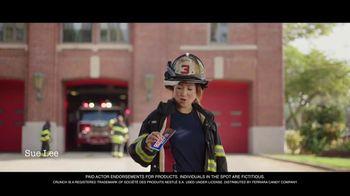 Nestle Crunch TV Spot, 'Sue Lee' - Thumbnail 4
