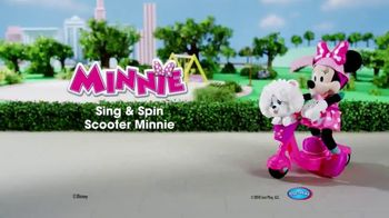 Sing & Spin Scooter Minnie TV Spot, 'Go for a Ride' - Thumbnail 10