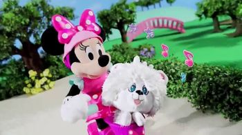 Sing & Spin Scooter Minnie TV Spot, 'Go for a Ride' - Thumbnail 9