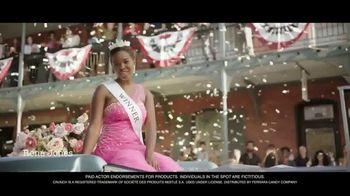 Nestle Crunch TV Spot, 'Rene Jones'
