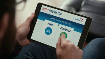 Capital One Auto Navigator TV Spot, 'Find and Finance All in One Place' - Thumbnail 2