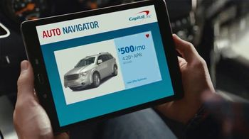 Capital One Auto Navigator TV Spot, 'Find and Finance All in One Place' - Thumbnail 6