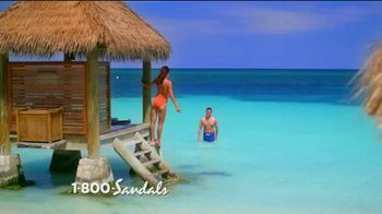 Sandals Resorts TV Spot, 'Quality Inclusions: Time of My Life' - Thumbnail 3