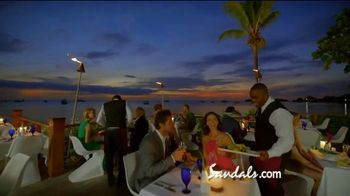 Sandals Resorts TV Spot, 'Quality Inclusions: Time of My Life' - Thumbnail 7