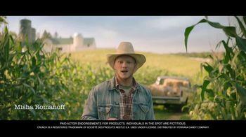 Nestle Crunch TV Spot, 'Misha Romanoff' - Thumbnail 3