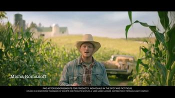 Nestle Crunch TV Spot, 'Misha Romanoff' - Thumbnail 4