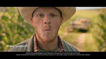 Nestle Crunch TV Spot, 'Misha Romanoff' - Thumbnail 6