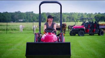 Mahindra eMAX 20S HST TV Spot, 'Hurry and Save'