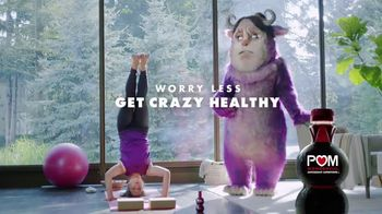 POM TV Spot, 'Get Rid of Your Worry Monster: Yoga' - Thumbnail 10