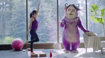 POM TV Spot, 'Get Rid of Your Worry Monster: Yoga' - Thumbnail 3