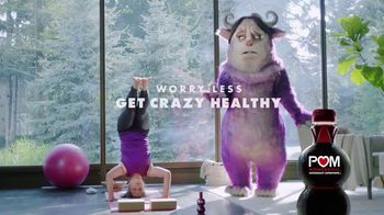 POM TV Spot, 'Get Rid of Your Worry Monster: Yoga' - Thumbnail 9