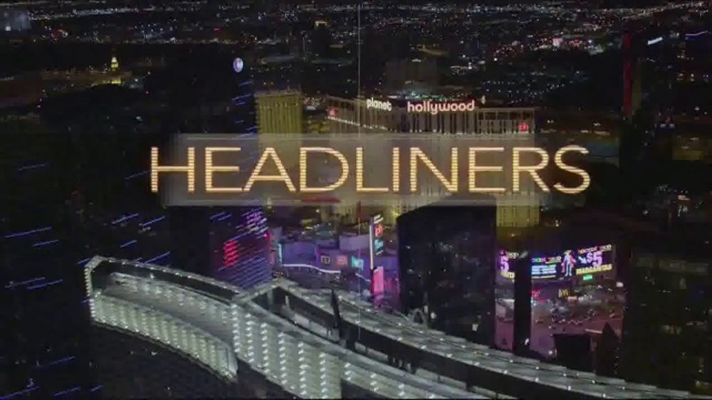 Planet Hollywood Resort & Casino TV Commercial, 'Fame Sets the Scene'
