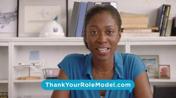 Chevron TV Spot, 'Thank the Role Model Who Inspired You' - Thumbnail 9