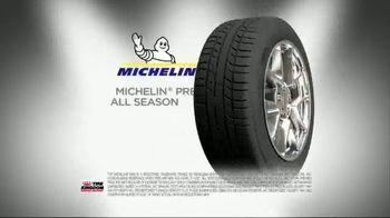Tire Kingdom Big Brands Bonus Month TV Spot, 'Michelin Rebate' - Thumbnail 6